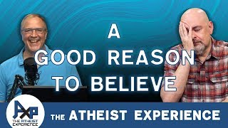 You Can't Come To God Through Skepticism | Ryan - FL | Atheist Experience 24.02