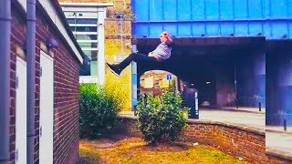 Parkour And Freerunning 2019 No Limit