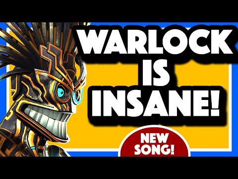 WARLOCK is INSANE!  MCOC Champion Review and Comprehensive Guide!