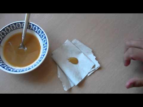 Как выбирать настоящий мед   самый простой способ +373-79105141