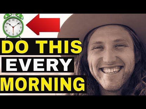 Best 4 Step Success Formula Morning Routine For  Law Of Attraction That Will  Raise Your Vibration