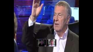 Жириновский про Савченко, губернатора Белгородской области Minaev Live