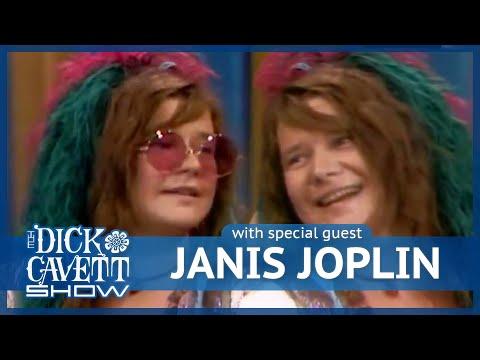 Janis Joplin's Last Interview   The Dick Cavett Show
