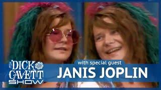 Janis Joplin's Last Interview | The Dick Cavett Show