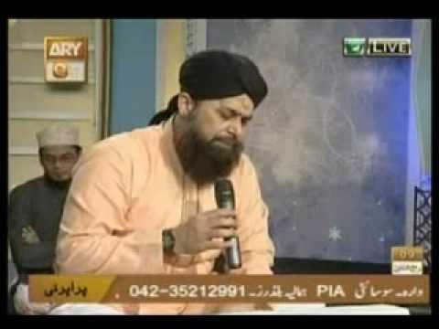 Wah Kya Martaba Aye Ghous (RA)- Owais Raza Qadri- Qtv Mehfil Manqabat March 14,2011