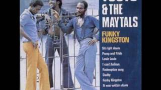 Toots & the Maytals- Louie Louie