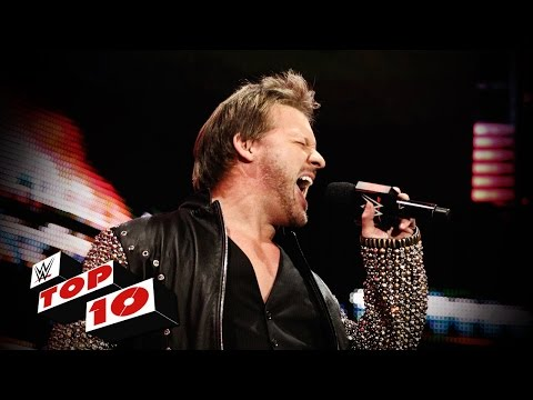 Top 10 Raw moments: WWE Top 10, January 4, 2016