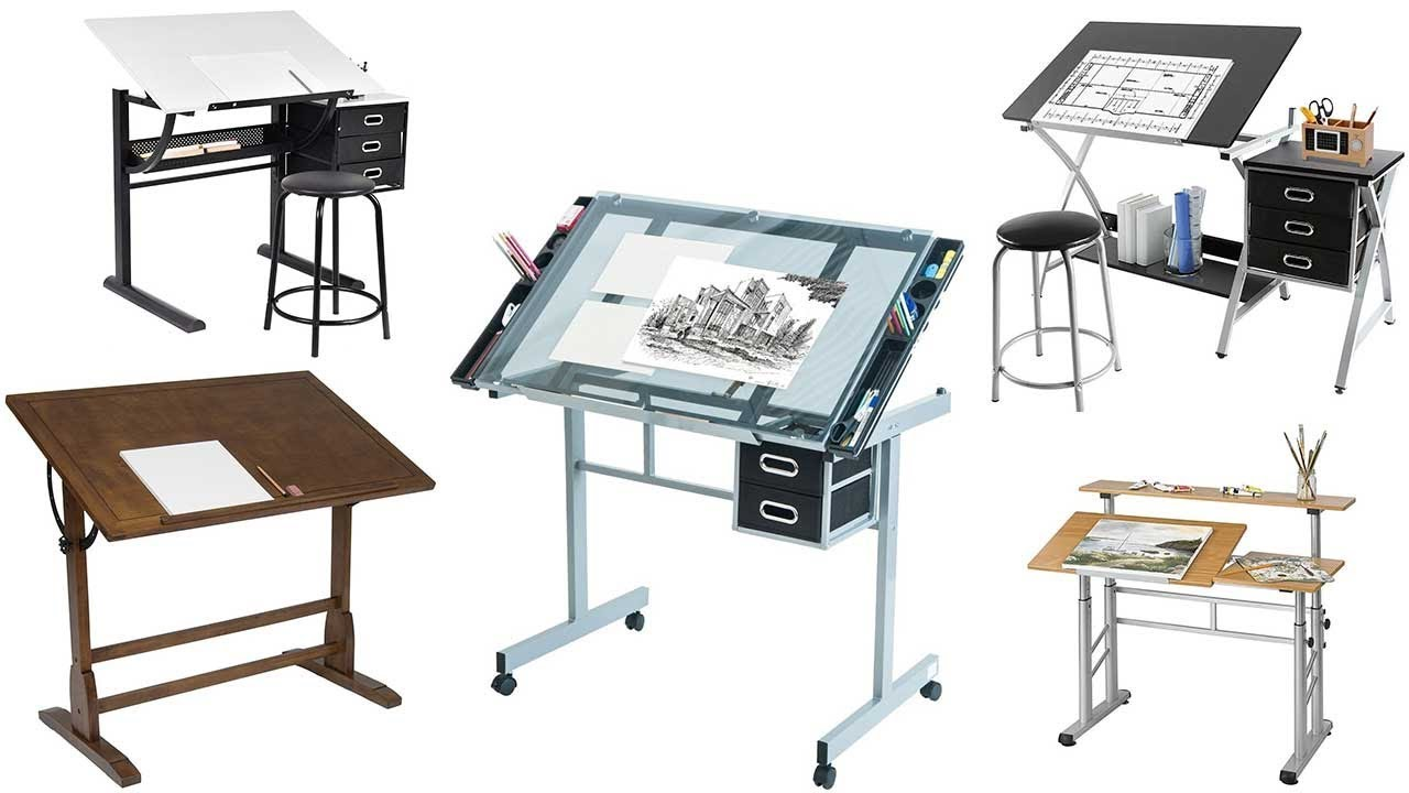 5 Best Drafting Tables 2018