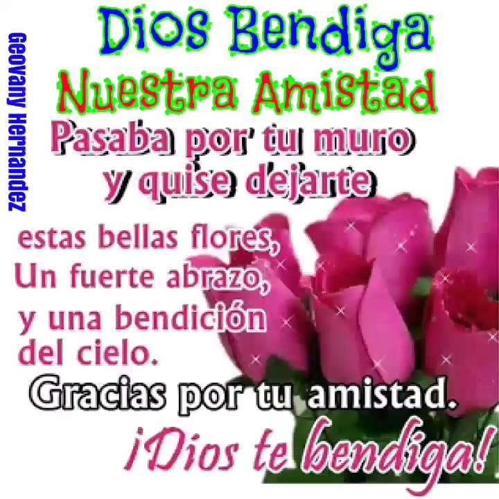Feliz Día Del Amor Y La Amistad Dios Les Bendiga Youtube