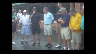 19th Annual Golf & Glory Outing: Celebrity Introductions