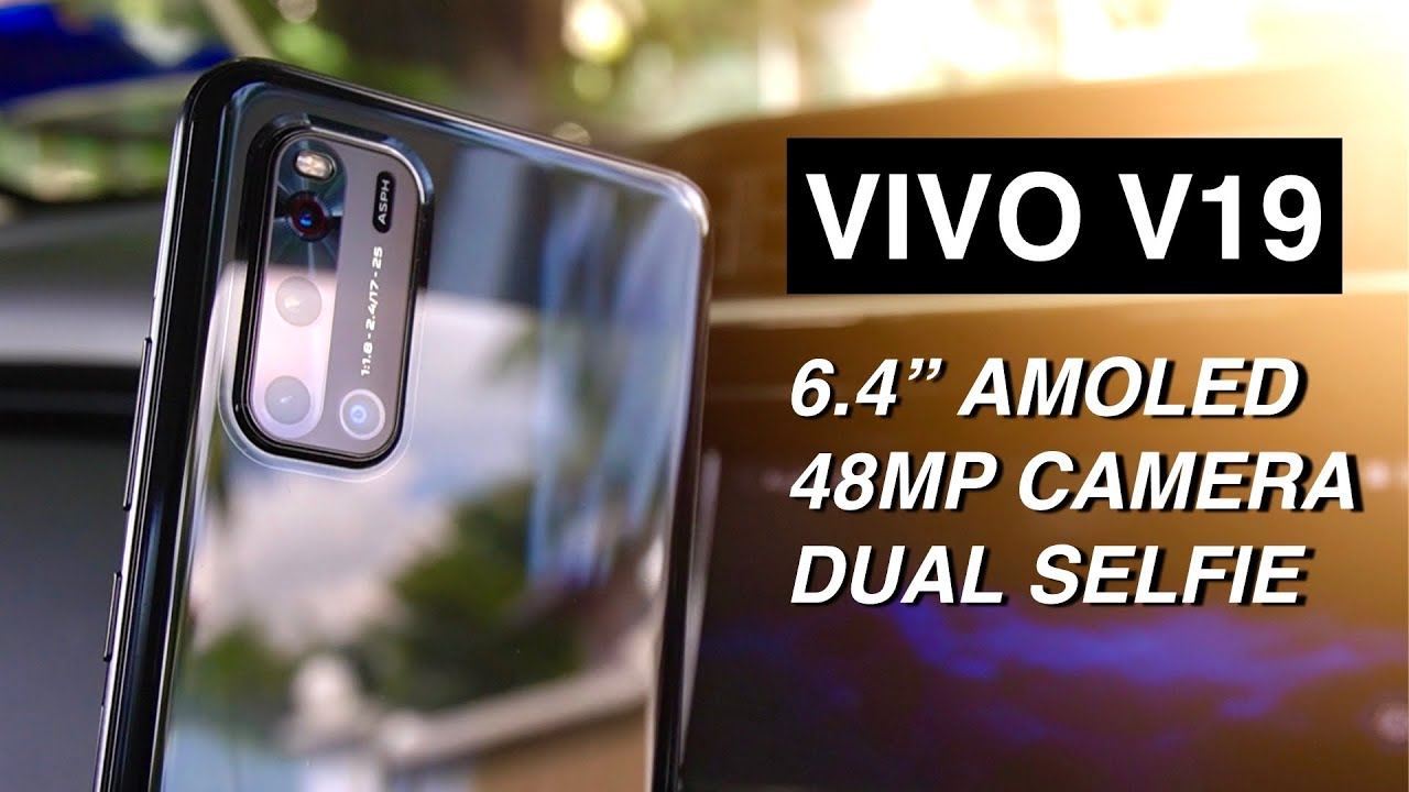 Vivo V19 Full Review: Unboxing, Gaming, Camera – Everything You Need To Know!
