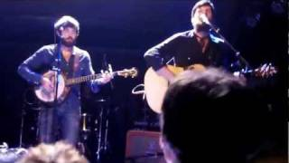 The Avett Brothers: Incomplete And Insecure (Hamburg)
