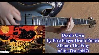 Five Finger Death Punch - Devil