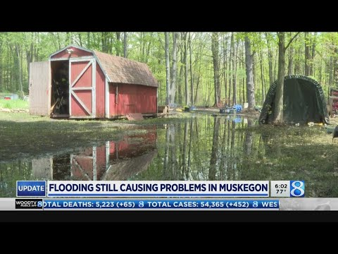 Flooding Still Causing Problems In Muskegon