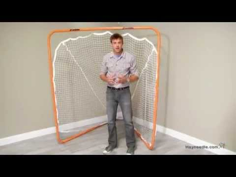 Lacrosse Goal   Product Review Video