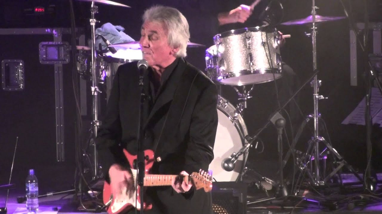 Bruce Welch: 15 Let Me Be The One. Bruce Welch's Shadows. 2012