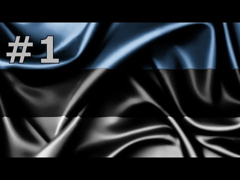 "Let's play Democracy 3 C&D - Estonia 200% - part 1 ""Introduction"""