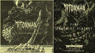 71TONMAN (Poland) - Peace Is Slavery (Sludge/Doom Metal) #sludge #sludgedoom #sludgemetal