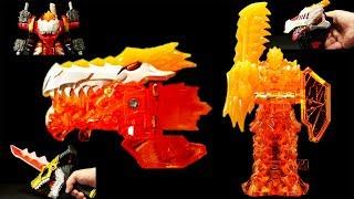 「リュウソウチェンジャーとリュウソウケンで音声確認!」【はじまりのリュウソウル】騎士竜戦隊リュウソウジャー Kishiryu sentai Ryusouger