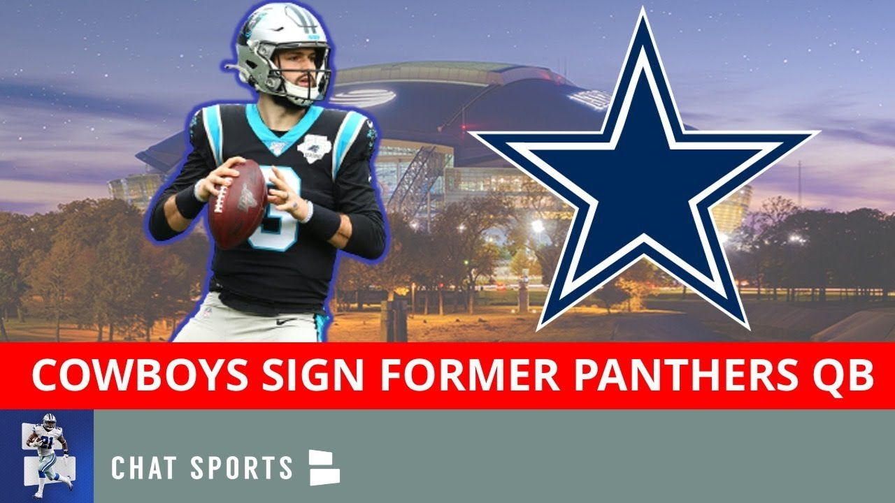Cowboys claim Will Grier off waivers; former Panthers QB could ...