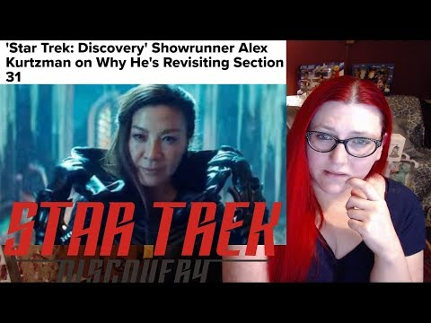 Star Trek Discovery - Section 31 TAKEN OVER BY Georgiou?