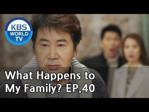 What Happens to My Family? | 가족끼리 왜 이래 EP.40 [ENG, CHN, MLY, VIE]