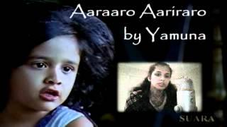 Me singing Aararo Aariraro from Siruthai ( Thalaatu) - Yamuna