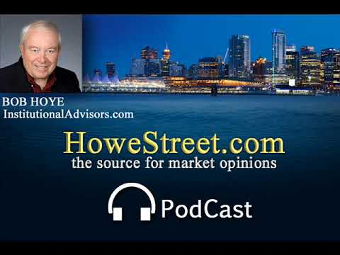 Central Banks Follow Rates, Don't Really Set Them. Bob Hoye - April 20, 2018