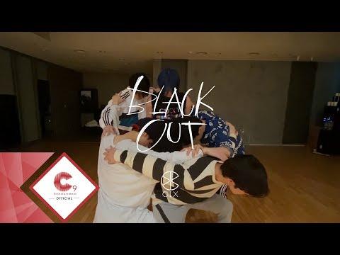 CIX (씨아이엑스) - 'Black Out' Dance Practice Video