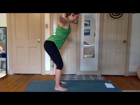 Bodyweight Strength with Alexis - 45 Minutes