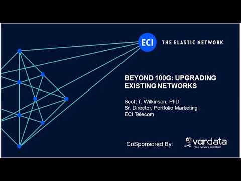 NTCA Webinar: Beyond 100G - Upgrading Existing Networks