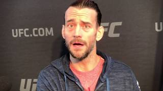 CM Punk Says He Won't Return To WWE After UFC l UFC 225 Interview