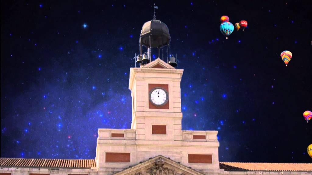 Prueba campanadas puerta del sol 2016 youtube for Puerta del sol en nochevieja