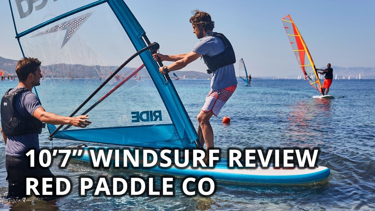 Review of the 2019 Red Paddle Co 10'7