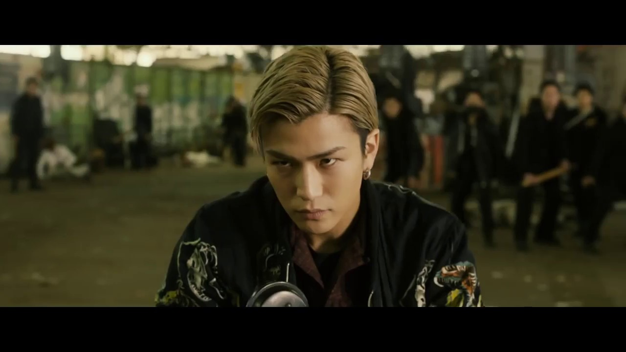 High And Low The Movie 2 End Of Sky Official Trailer