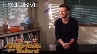 AGT's Talent University: Mat Franco Teaches Magic - America's Got Talent 2018