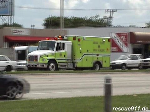 Rescue 4 Miami Dade Fire-Rescue