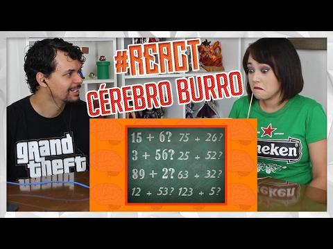 REACT BUGUE SEU CÉREBRO! #1 (Fora de Hora)