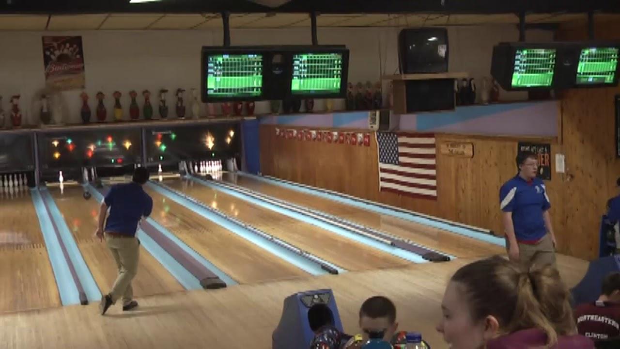 NCCS - Peru Bowling  1-17-14