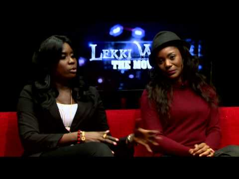LEKKI WIVES LONDON INTERVIEW - Brazilian hair na by force - Lovette