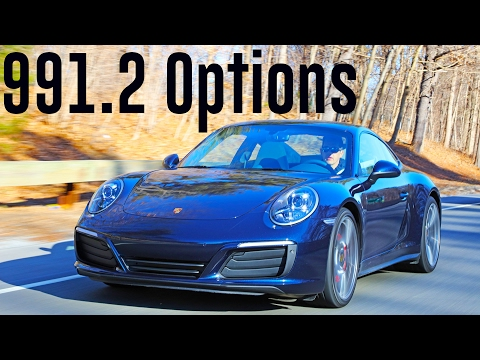 Porsche 911 991.2 review of options in detail