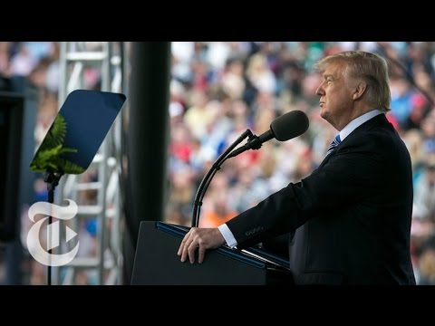 President Donald Trump's Liberty University Commencement Spe