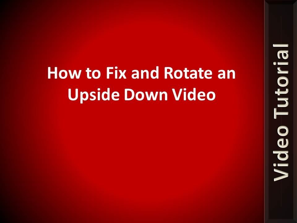 How Can I Rotate A Video On My Iphone
