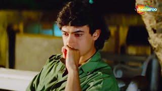 Meri Neend Mera Chain | Hum Hain Rahi Pyar Ke (1993) | Aamir Khan | Juhi Chawla| Sadhana Sargam