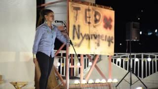Rwanda is not Hotel Rwanda  Angel Uwamahoro  TEDxNyarugenge
