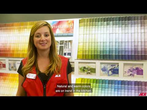 Best Colors For Kitchen Cabinets - Ace Hardware