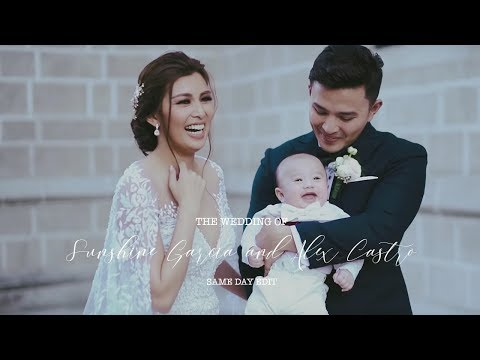 Sunshine Garcia and Alex Castro | On Site Wedding Film by Nice Print Photography