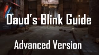 Daud Tips ~ (Advanced) How To Use Dauds Blink Tutorial ~ Dishonored The Knife of Dunwall