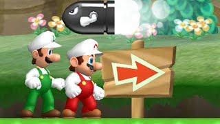 Newer Super Mario Bros. VIP - 2 Player Co-Op - #03