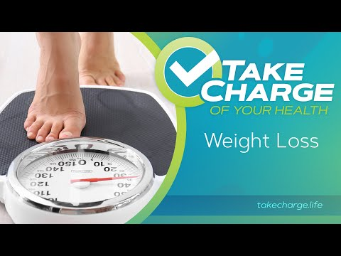 Take Charge of Your Health: Weight Loss